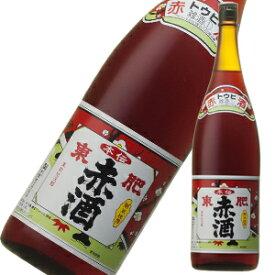 本伝 東肥赤酒 1.8Lビン(年末年始はお屠蘇付きです)