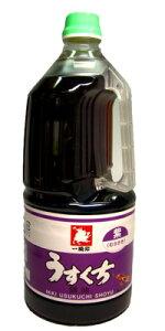 緑屋本店 一騎印 紫 うすくち醤油 1.5L<8本まで毎に1送料がかかります>