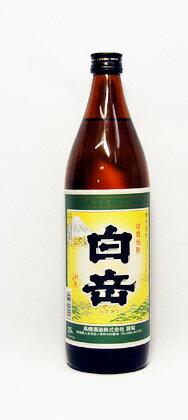 白岳 瓶 【純米】 900ml