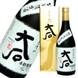 大石 特別限定酒(箱入)樽貯蔵 720ml