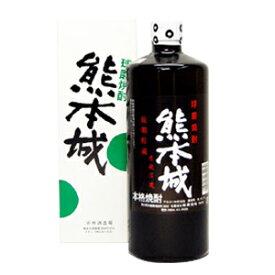 35度 熊本城 長期樽貯蔵 米焼酎 720ml