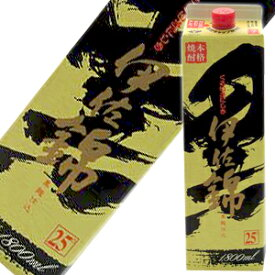 黒伊佐錦パック 芋焼酎 1.8L