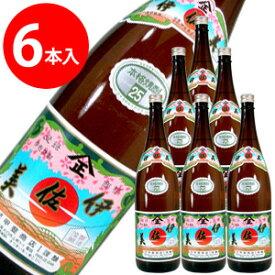伊佐美 芋焼酎 1.8L×6本<送料無料対象外品>1本あたり2520円+税