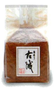 緑屋本店 一騎印 古城味噌(熟成/米麦あわせ) 1kg