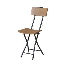フォールディングチェア PFC-VC2 (折りたたみ 椅子 カウンターチェア ハイチェア パイプ椅子 折り畳み椅子 イス チェア オフィス 折り畳み ホワイト ベージュ 持ち運び 台所 料理 いす キッチン キッチンチェア 折り畳みチェア 背もたれ付き 軽量 おしゃれ)