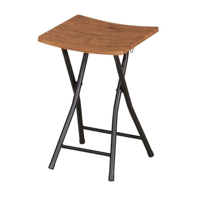 送料無料 PFC-VS1 フォールディングスツール 背なし(折りたたみ椅子 おしゃれ カウンターチェア イス スツール チェア ハイチェア 椅子 パイプ椅子 折りたたみチェア 木製 折りたたみいす フォールディングチェア 丸 パイプ いす パイプイス 折りたたみ)