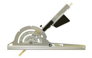 シンワ測定 ジャスティークイックアジャスト23cm 78079 丸ノコガイド定規