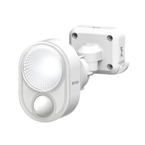 4W×1灯 LEDセンサーライト LED-AC103(屋外 防水 LED  階段 人感センサーライト 玄関 照明 自動点灯 自動消灯 防犯 廊下 屋外 可動 玄関ライト 昼白色 常夜灯)