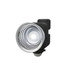 3.5W×1灯 フリーアーム式LED乾電池センサーライト LED-135(屋外 防水 LED  階段 人感センサーライト 玄関 照明 自動点灯 自動消灯 防犯 廊下 屋外 可動 玄関ライト 昼白色 常夜灯)