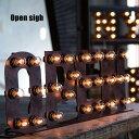 アートワークスタジオ ARTWORKSTUDIO サインランプ Sign Lamp OPEN(サインランプ オープン) AW-0403V 送料無料