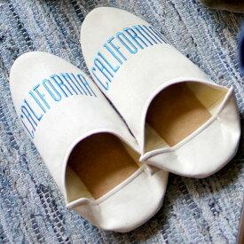 インターフォルム INTERFORM Williams Stadium room shoes・slipper(ウィリアムズ スタジアム)ルームシューズ・スリッパ・アイボリー・2サイズ(M/L)