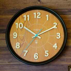 BAKER WALL CLOCK(ベーカーウォールクロック) TSI-033 置き時計・掛け時計兼用 TRADITION ACOUSTIC(トラディションアコースティック)