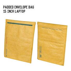 ダルトンDULTONパデッド エンベロープ バッグ 15インチ ラップトップPaded envelope bag For 15 inch laptop Y925-1247LT15 デスクグッズステーショナリー タブレット ラップトップバッグ タブレットケース MacBook Pro 13 ビンテージ 海外 スタイリッシュ