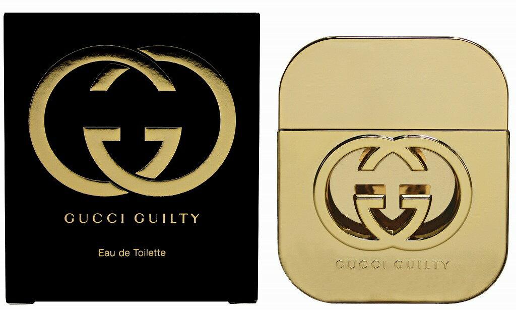 グッチ【GUCCI】ギルティ50ml EDT 【あす楽対応】  香水 レディース