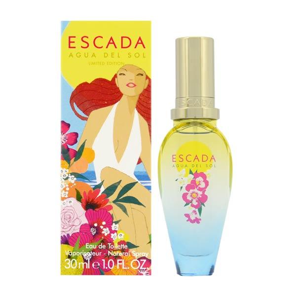 エスカーダ アグア デ ソル EDT SP 30ml【ESCADAアクアデソル】 【あす楽対応】  レディース