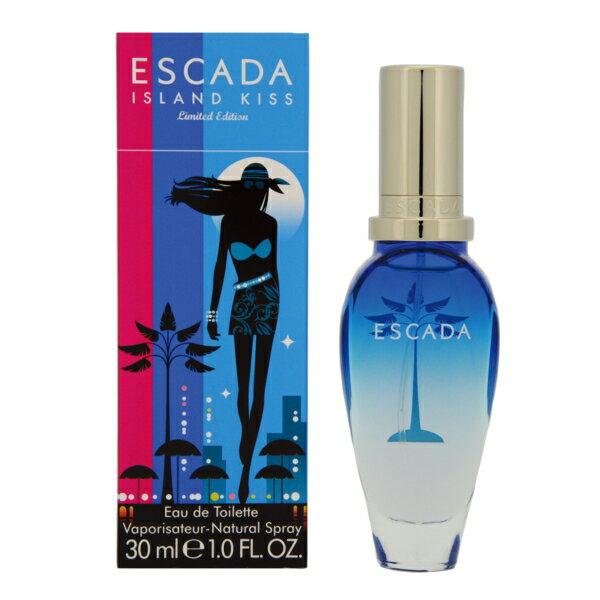 【エスカーダ】 アイランドキッス復刻版 EDT SP 30ml 【ESCADA】 【あす楽対応】  香水 レディース