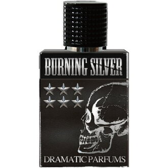 Dramatic Parham [DRAMATIC PARFUMS] burning Silver 50 ml EDT for perfume men