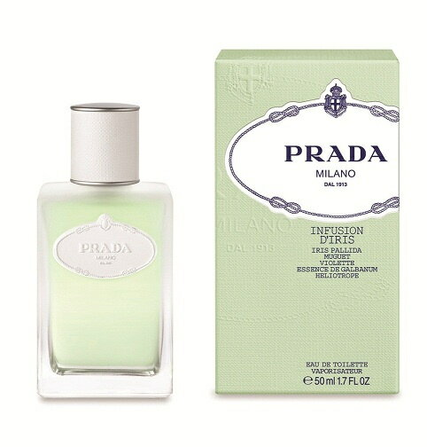 【プラダ】インフュージョン ディリス オーデトワレ スプレー 50ml【PRADA】【送料無料】 【あす楽対応】 香水