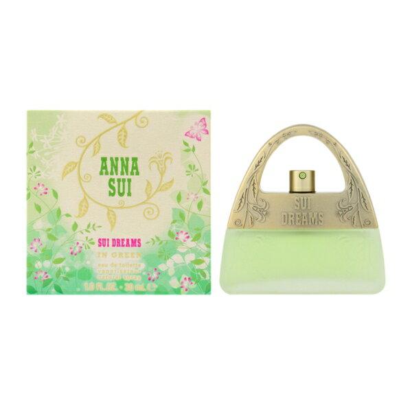 アナスイ ANNA SUI スイドリームス イン グリーン 30ml EDT SP 【あす楽対応】  香水 レディース