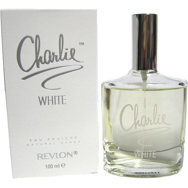 レブロン チャーリー ホワイト オーフレッシ EDT スプレー 100ml レブロン REVLON 【あす楽対応】香水 レディース