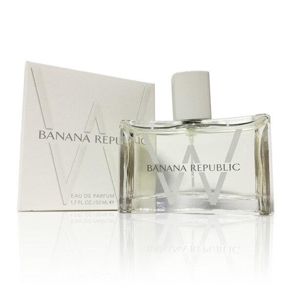 【バナナリパブリック BANANA REPUBLIC】バナナリパブリック ウーマン 【ダブリュー】 50ml EDP・SP 【あす楽対応】