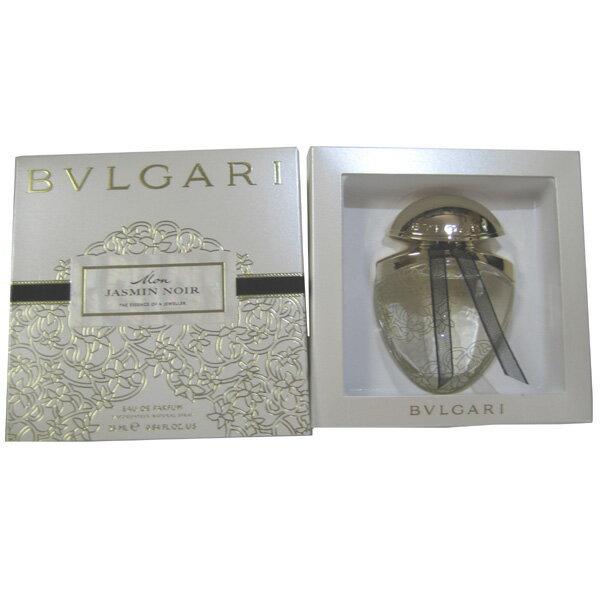 ブルガリ【BVLGARI】ジュエルチャームコレクションモンジャスミンノワール25ml EDP オードパルファムスプレー  香水 レディース