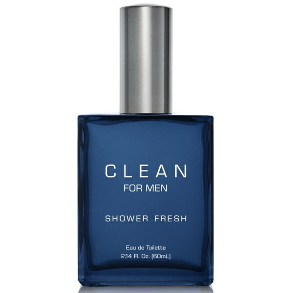 クリーン CLEAN シャワー フレッシュ メン 60ml EDT SP 【ポイント5倍】【送料無料】【あす楽対応】香水 メンズ