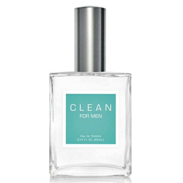 クリーン CLEAN クリーン メン 60ml EDT SP 【ポイント5倍】【送料無料】【あす楽対応】香水 メンズ
