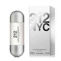 キャロライナ・ヘレラ212EDT30ml【トゥーワントゥー】【CAROLINAHERRERA】【あす楽対応】香水レディース