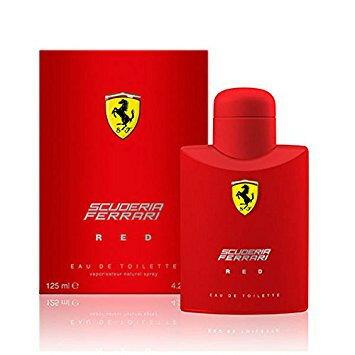 フェラーリ フェラーリレッド EDT SP 125ml フェラーリ FERRARI【あす楽対応】香水 メンズ フレグランス