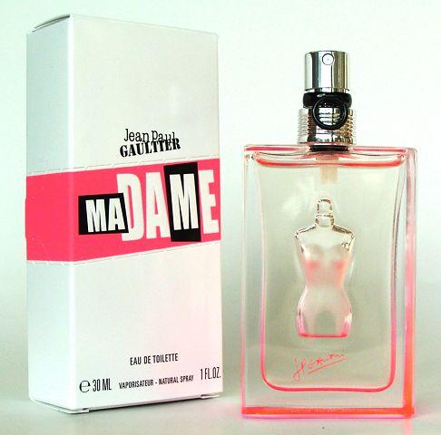 ジャンポールゴルチェ マダム EDT 50ml【JEAN PAUL GAULTIER MADAME 】 香水