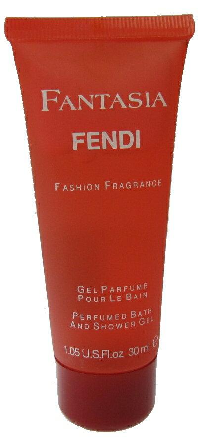 フェンディ【FENDI】ファンタジアシャワージェル30ml【送料無料★780円均一】香水 レディース
