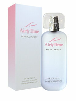Airy time AIRLY TIME beautiful moment 50 ml EDT perfume.
