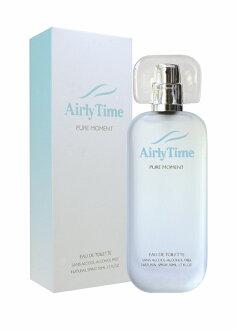 诶,阿里时间[AIRLY TIME]纯的瞬间EDT 50ml香水