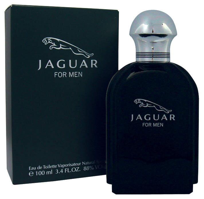 ジャガーフォーメン100ml EDT (グリーン)【JAGUAR】 【あす楽対応】   香水 メンズ