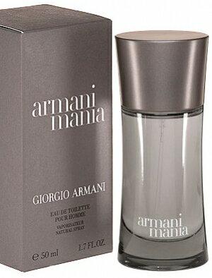 ジョルジオ アルマーニ マニア プールオム EDT SP 100ml【送料無料】【GIORGIO ARMANI】 香水