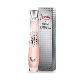 ナオミ キャンベル NAOMI CAMPBELL ナオミバイナオミキャンベル 30ml EDT 【あす楽対応】  香水 レディース