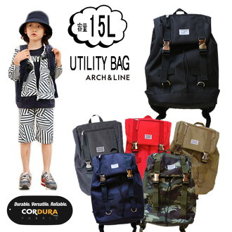 Backpack daypack Arcand line ARCH LINE UTILITY BAG size FREE