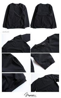 【送料無料!】NAPRON【ナプロン】FUNCTIONALSHIRTクルーネックシャツ【レディース】【メンズ】サイズ3.5
