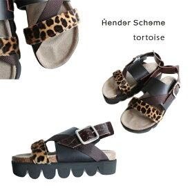 【送料無料!】Hender Scheme【エンダースキーマ】tortoiseシューズ/サンダル【メンズ】サイズ 2