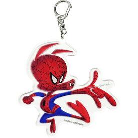 Marvel(マーベル) Spider-Man:SPIDER-VERSE(スパイダーマン:スパイダーバース) スパイダー・ハム アクリルキーホルダーD [インロック]