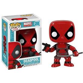 【保護ケースプレゼント中!!】Marvel(マーベル) Deadpool(デッドプール) FUNKO/ファンコ POP MARVEL VINYL ミニフィギュア