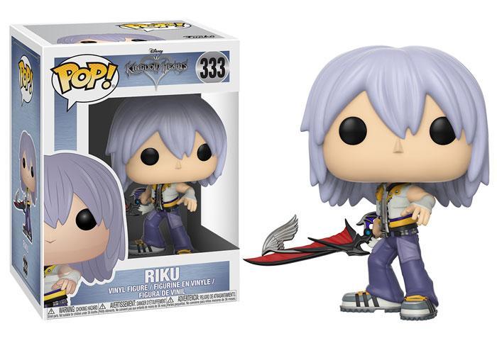 Kingdom Hearts(キングダム・ハーツ) リク FUNKO/ファンコ POP! VINYL ミニフィギュア