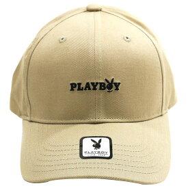 PLAYBOY/プレイボーイ ローキャップ/帽子 Beige