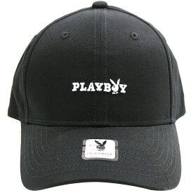PLAYBOY/プレイボーイ ローキャップ/帽子 Black