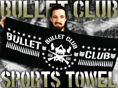 新日本プロレスNJPWBULLETCLUB(バレットクラブ)スポーツタオル