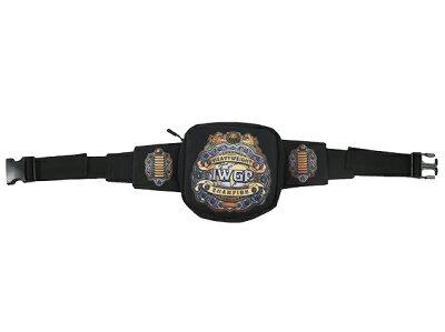 新日本プロレスNJPWIWGPヘビー級チャンピオンベルトウエストバッグ