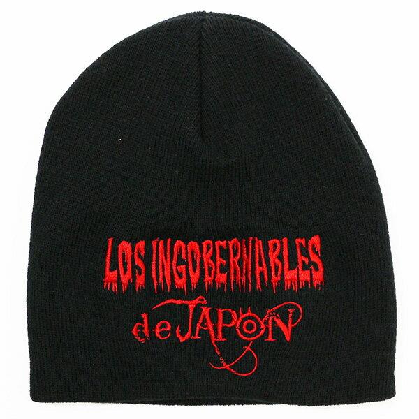 新日本プロレス/NJPW 内藤哲也 ロス・インゴベルナブレス・デ・ハポン ニット帽