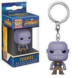 Marvel(マーベル) Avengers: Infinity War(アベンジャーズ/インフィニティ・ウォー) サノス FUNKO/ファンコ POCKET POP! ボブルヘッド・キーチェーン