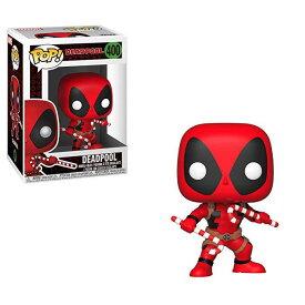 【保護ケースプレゼント中!!】Marvel(マーベル) Deadpool(デッドプール) Candy Canes FUNKO/ファンコ POP MARVEL VINYL ボブルヘッド